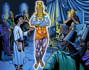 The-prophet-Daniel-and-Nebuchadnezzar