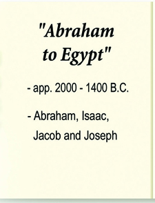 Abraham 2 Egypt 4 blog post