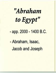 Abraham 2 Egypt 4 blog post