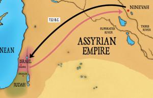 Assyria Map 4 blog site