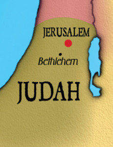 Bethlehem map for blog post