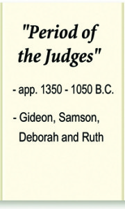 Period of the Judges 4 blog post