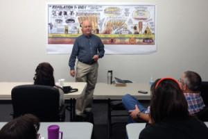 A recent Revelation class in Austin