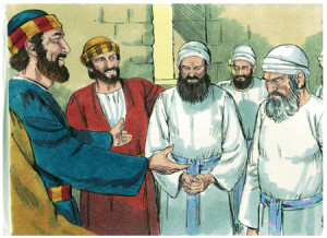 """""""A great company of the priests were obedient to the faith."""""""