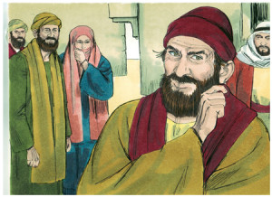 """But Peter said to him, """"repent"""". (Acts 8:22)"""