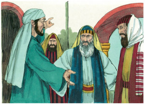 acts 6 Stephen and the priests