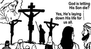 Gods son dies-flattened