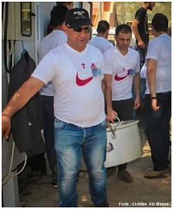 Iraq Christian aid