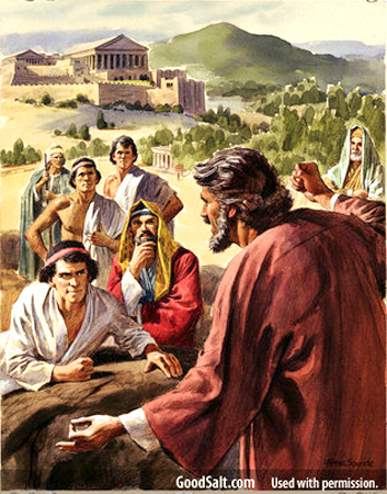 Acts 17 Live Class Audio