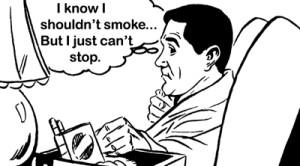 smoking flat-a