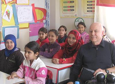Reyhanli kids in class