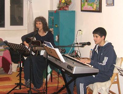 Vaska and Avram