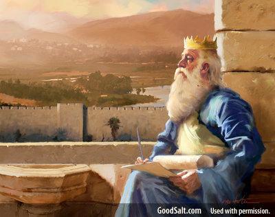 Solomon musing