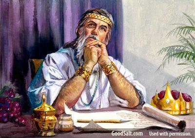 Solomon thinking