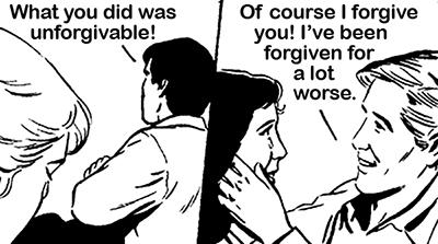forgiveness flat