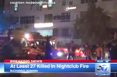 nightclub fire
