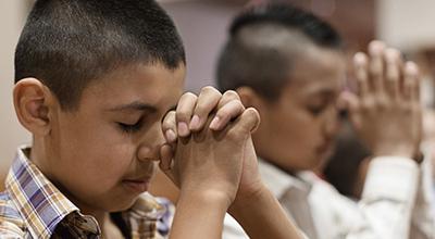Hispanic prayer
