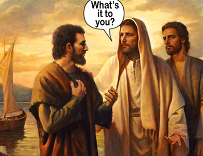 Jesus and Peter-1 flat