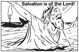 Salvation is of flat