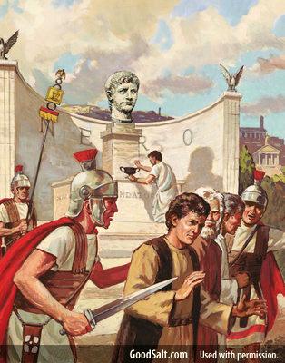 Roman persecution
