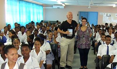 me in Durban class