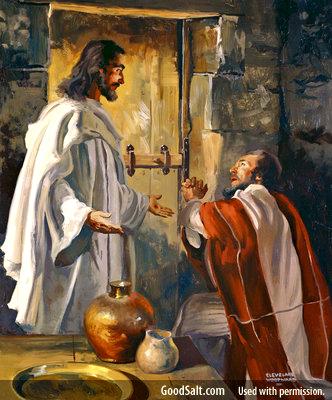 Jesus and Thomas